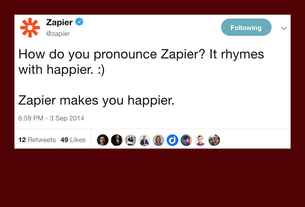 Happier with a Z
